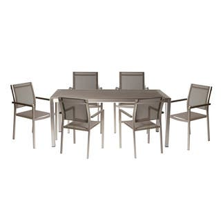 9769bc1a8c0 Buy Size 7-Piece Sets Outdoor Dining Sets Online at Overstock