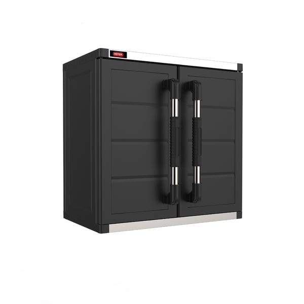 Shop Keter Xl Pro Plastic Resin Utility Storage Cabinet