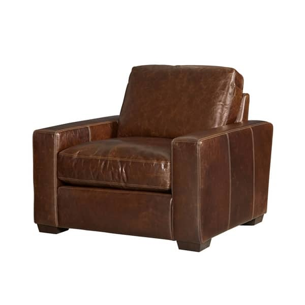 Pleasant Curated Brompton Brown Oliver Chair Ncnpc Chair Design For Home Ncnpcorg