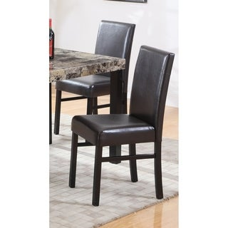 Best Master Furniture CD037 Side Chairs (Set of 2)