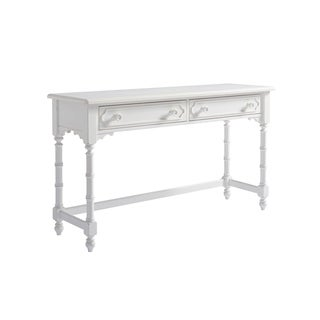 Paula Deen Bungalow Oleander 2-drawer Console Table and 2 Benches