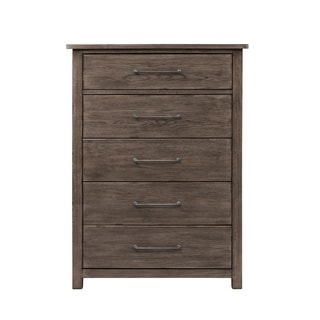 Sonoma Road Weather Beaten Bark 5-drawer Chest