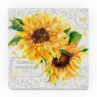 Irina Trzaskos Studio 'Summertime Sunflowers I' Canvas Art