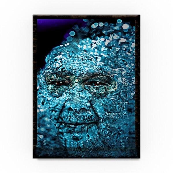 Shop Dana Brett Munach The Water Spirit Canvas Art On