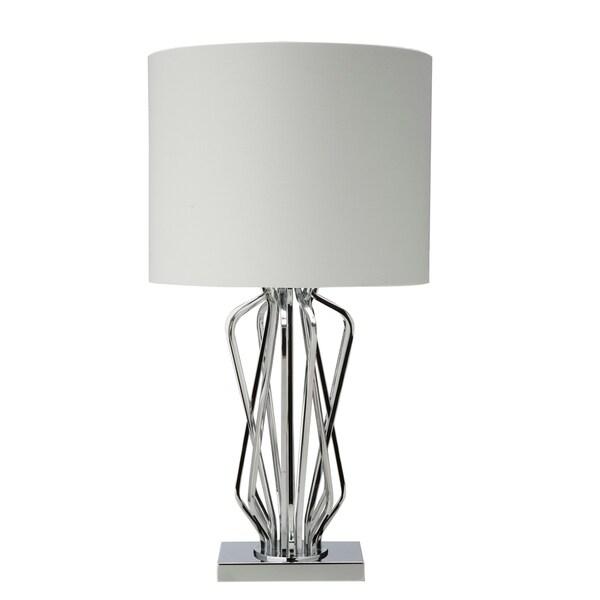 Swirl base Lamp