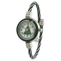 Olivia Pratt Holiday Bangle Watch