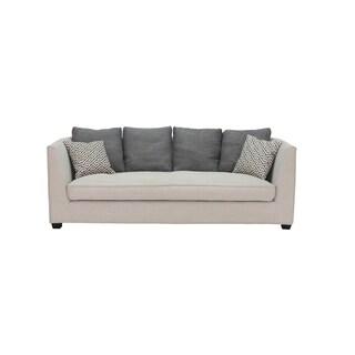 Aurelle Home Joselyn Loose Back Sofa