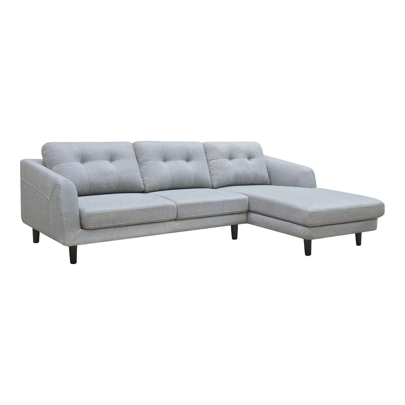 Aurelle Home Mid-Century Sectional Sofa