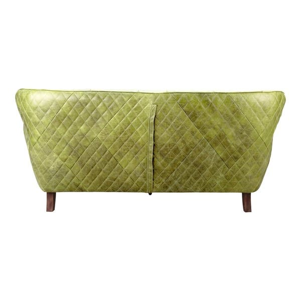 Pleasant Shop Aurelle Home Kara Mid Century Modern Leather Accent Machost Co Dining Chair Design Ideas Machostcouk