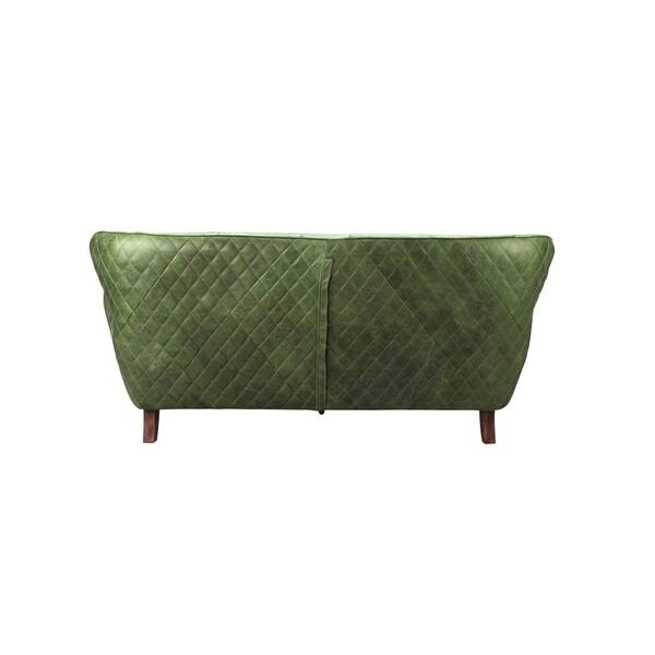 Awe Inspiring Shop Aurelle Home Kara Mid Century Modern Leather Accent Machost Co Dining Chair Design Ideas Machostcouk