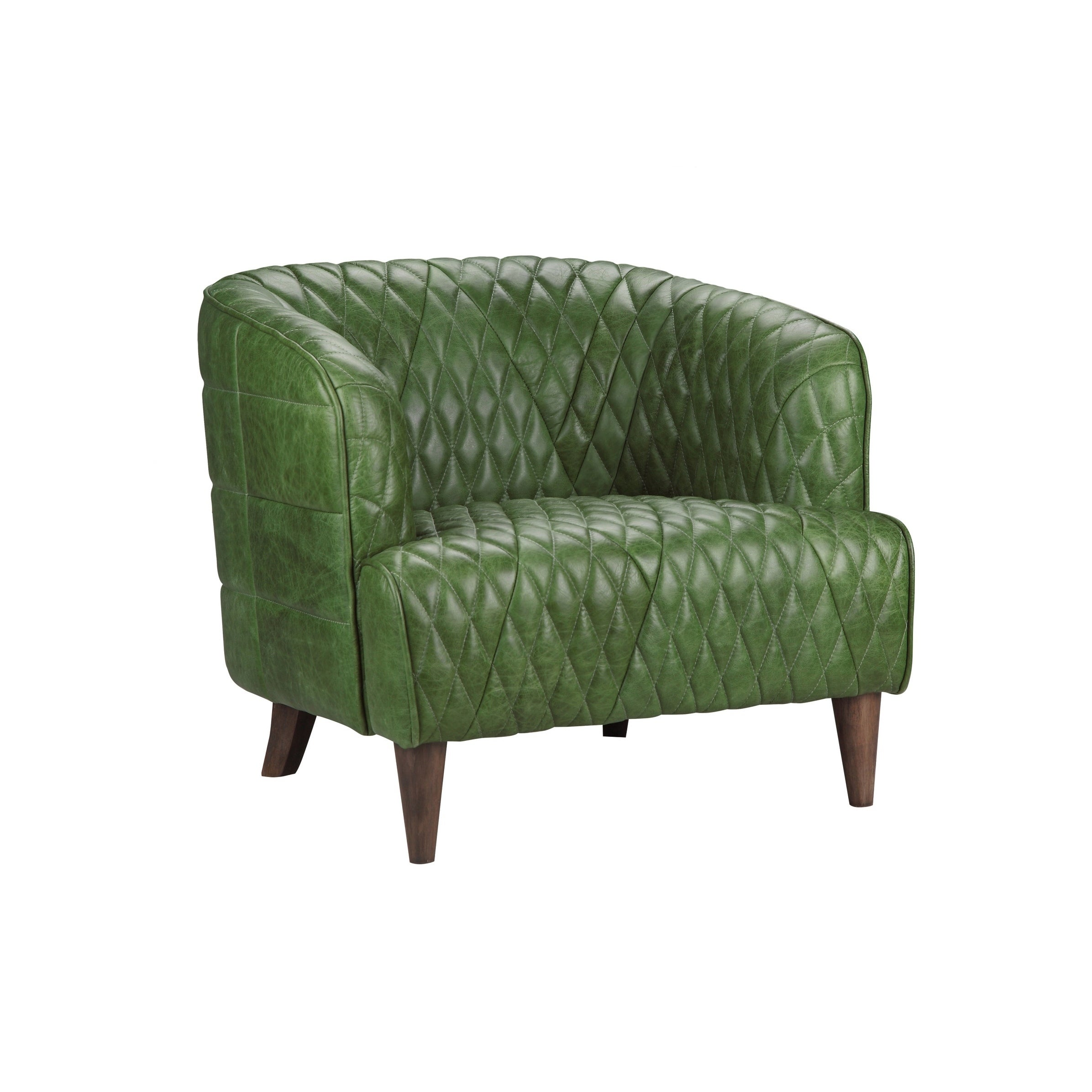 Green, Leather Furniture | Shop Our Best Home Goods Deals Online At  Overstock.com