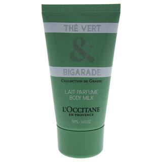L'Occitane The Vert & Bigarade 1.6-ounce Body Milk https://ak1.ostkcdn.com/images/products/18707035/P24796075.jpg?impolicy=medium
