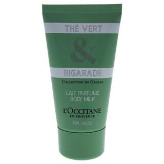 L'Occitane The Vert & Bigarade 1.6-ounce Body Milk
