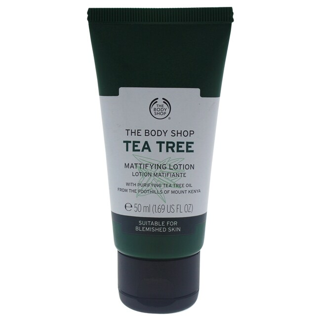 The Body Shop Tea Tree 1.69-ounce Mattifying Lotion For B...