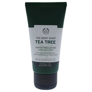 The Body Shop Tea Tree 1.69-ounce Mattifying Lotion For Blemished Skin
