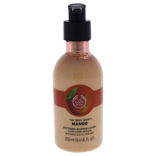 The Body Shop Mango Softening 8.4-ounce Whipped Lotion|https://ak1.ostkcdn.com/images/products/18707055/P24796084.jpg?impolicy=medium