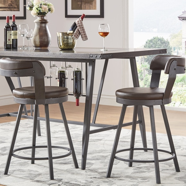 Super Buy Brown Counter Bar Stools Online At Overstock Our Pabps2019 Chair Design Images Pabps2019Com
