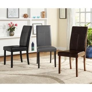 Simple Living Bettega Parson Chair (Set of 2) (As Is Item)