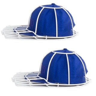 2 Pack EZ Home Cap Washer Hat Cleaner Baseball Cap Cleaner