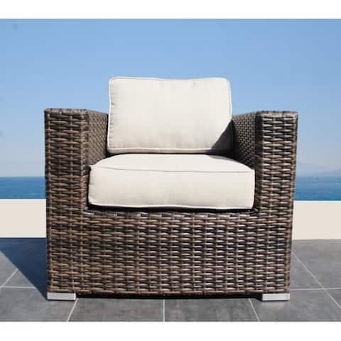 Camden Club Chair with Ultra Soft Cushions