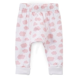 Pink cloud pant