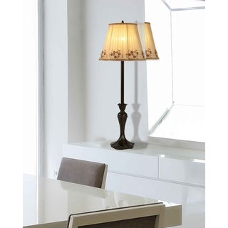 """Springdale 30""""H Levy Buffet Table Lamp"""