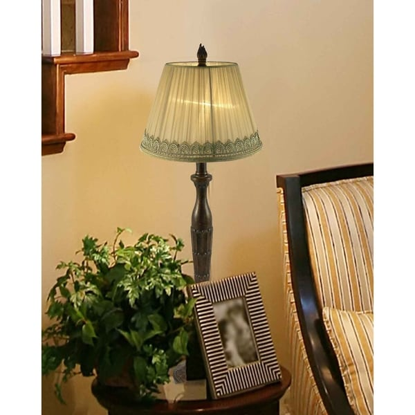 "Springdale 33.5""H England Buffet Table Lamp"