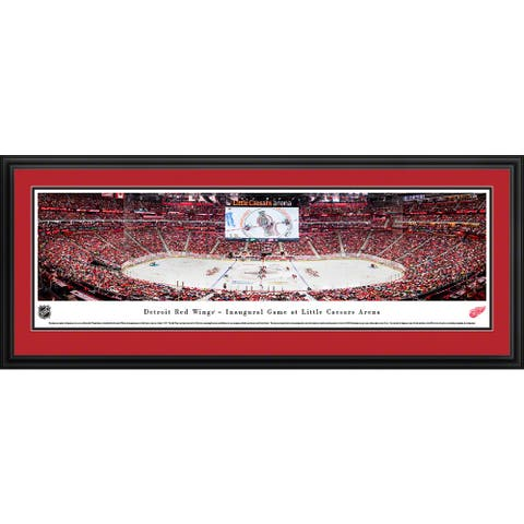 Detroit Red Wings - Blakeway Panoramas NHL Prints