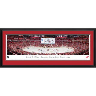 Detroit Red Wings - 1st Game at Little Caesars Arena - Blakeway Panoramas NHL Prints|https://ak1.ostkcdn.com/images/products/18713365/P24801415.jpg?impolicy=medium