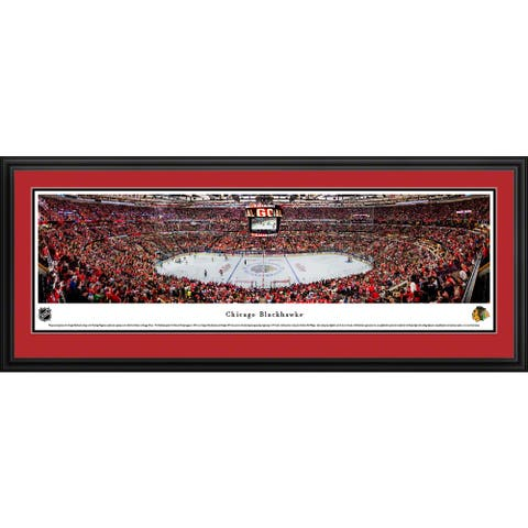 Chicago Blackhawks Blakeway Panoramas NHL Prints