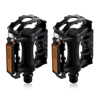 "Universal Safety High Performance Bike Pedals Set 9/16"" Pair"