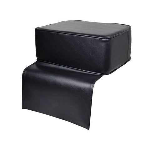 Barber Chair Seat Cushions Salon Child Kids Children Booster - Black