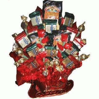 Ghirardelli Chocolate Christmas Bouquet