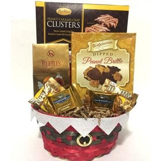 Jingle Bells Holiday Gift Basket