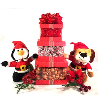 Plush Pals Gourmet Treats Tower