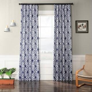 Exclusive Fabrics Palisade Blackout Curtain Panel Pair