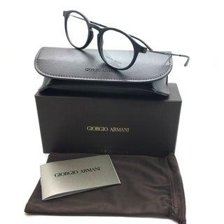 Giorgio Armani New Authentic Gray Male Eyeglasses AR 7097 5042 50 19 145