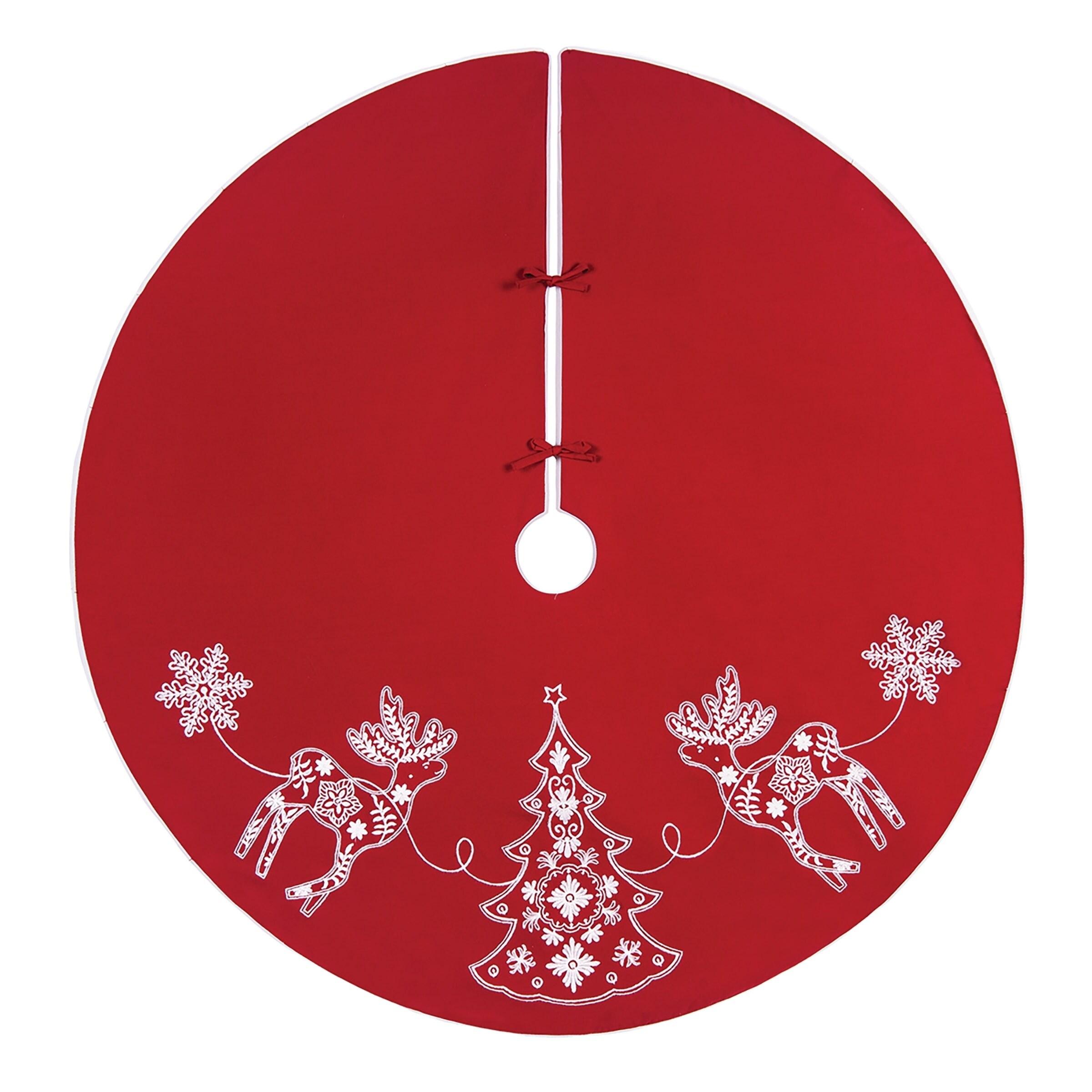 Lapland Christmas Tree Skirt
