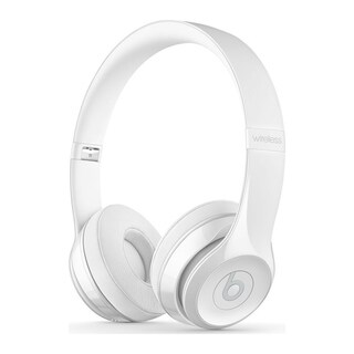 Beats Solo 3 Wireless - Refurbished by Overstock White