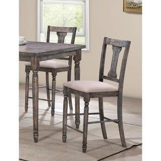Link to Best Master Furniture Demi Counter Height Bar Chair (Set of 2) Similar Items in Dining Room & Bar Furniture
