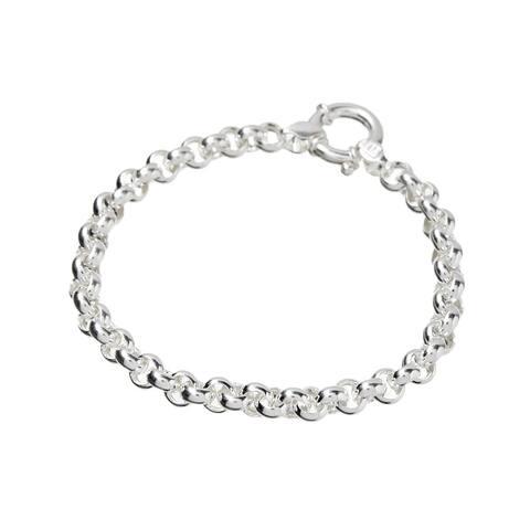 Pori Jewelers Sterling Silver Bracelet - strand