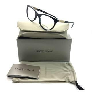 Giorgio Armani Black Eyeglasses AR 7082 5017 54 mm Cateye Gold Italy https://ak1.ostkcdn.com/images/products/18731714/P24806948.jpg?impolicy=medium