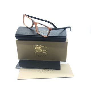 Burberry Amber Eyeglasses B 2159 Q 3518 54 mm Rectangular Italy|https://ak1.ostkcdn.com/images/products/18731726/P24806951.jpg?impolicy=medium