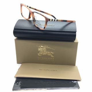 Burberry Spotted Amber eyeglasses B 2199 F 3518 55 17 145|https://ak1.ostkcdn.com/images/products/18731832/P24807014.jpg?impolicy=medium