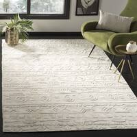 Safavieh Elements Ivory Viscose Rug - 9' x 12'