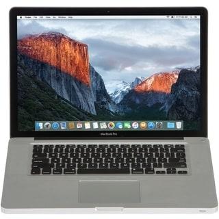 """Apple 15"""" MacBook Pro, i7, 2.7, 8GB, 500GB- Refurb"""