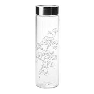Ginkgo Biloba Sleek Water Bottle