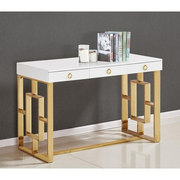 Best Master Furniture BA211 Writing Desk