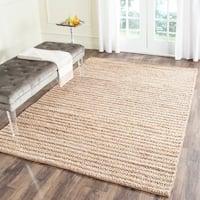Safavieh Hand-Woven Natural Fiber Natural Jute Rug (10' x 14')