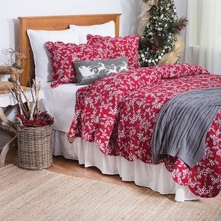 Winters Joy Cotton Quilt
